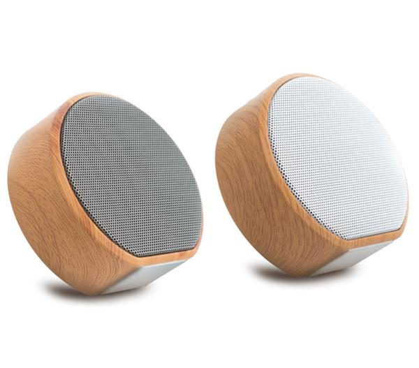 A60 Bluetooth Speaker Handsfree MP3 Super Mini Wireless Speaker Support TF Card AUX Subwoofer Radio For Smartphone Car Audio Free DHL