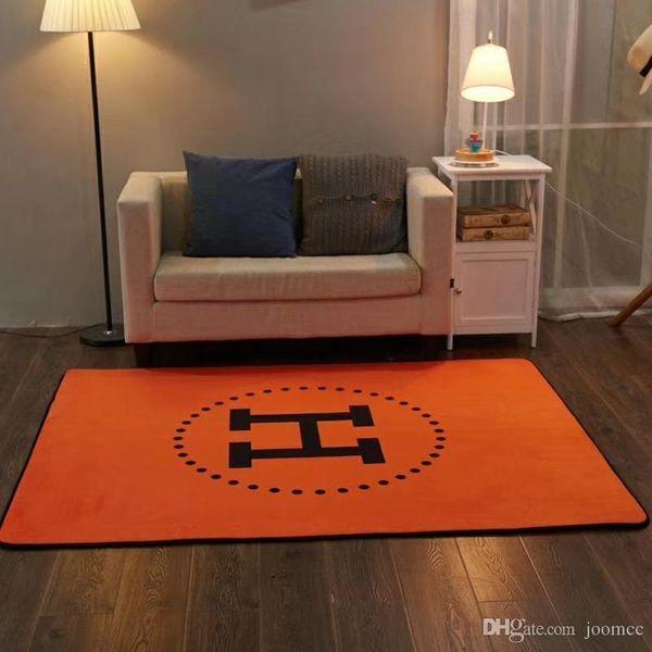 Orange H Letter