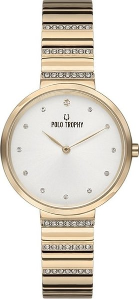 Trophy PTW0503P Trophy Polo Women's Watches Ship from Turkey HB-002769115