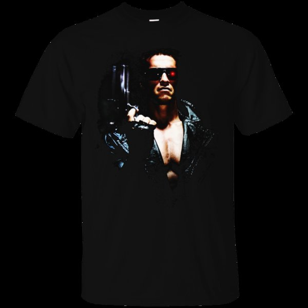 Terminator, Arnold Schwarzenegger, Retro, 1980's, Movie, T2