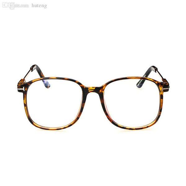 Оптово-D женские оптические очки оправа очки большие Металлические оптические оправы прозрачные очки очки по рецепту цвета высокого качества