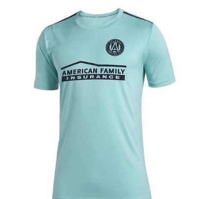 2019 2020 Parley MLS Atlanta Uniforme jerseys camisa de futebol camisa de Futebol 19 20 MLS Parley Atlanta Uniformes MARTINEZ Camisa de futebol