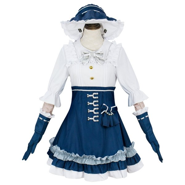 Fifth personality Fifth personality COS gardener skin dream cosplay costume Lolita dress COS clothing Lolita dress
