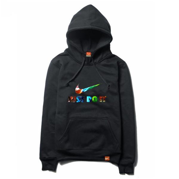 2018 Fashion Winter New Pattern Sweater Even Cap Man Korean Edition Men's Wear Hoodies Sweatshirts Clothe