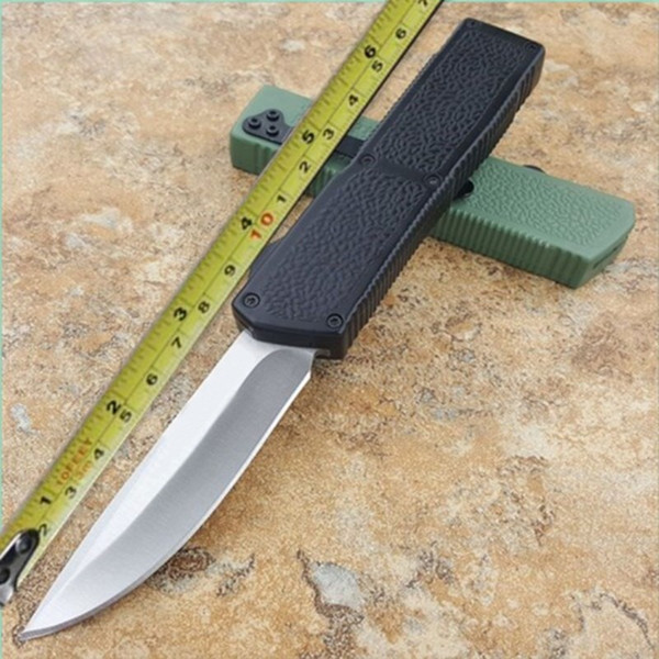 Новые мили технологии Lightning нож 6 Опции кемпинга охоты нож выживания ножи копии ZT Бен 1шт Freeshipping