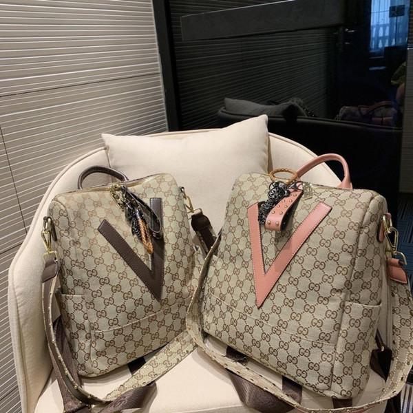 2019 новинка известный рюкзак стиль сумки для девочек школьная сумка женщины дизайнер сумки на ремне кошелек 0723