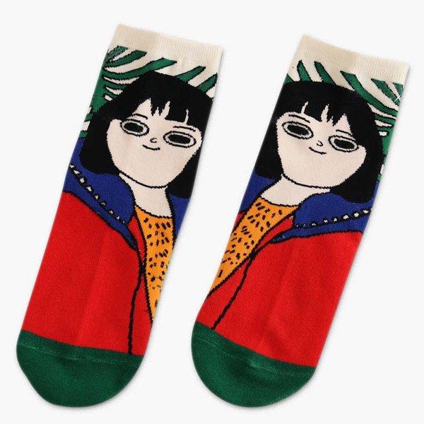 Kırmızı çoraplar