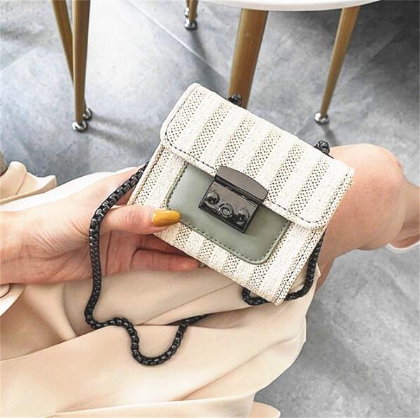 2019 nouvelle mode casual sac Messenger femme sac à bandoulière sauvage 5419411111