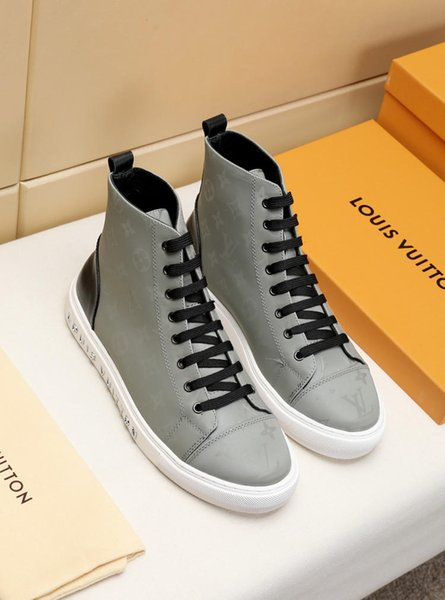 Herren Schuhe Fashion Tattoo Sneaker Boot Herren Schuhe Fashion Type Luxury Design Herren Schuhe Fashion Design with Original Box