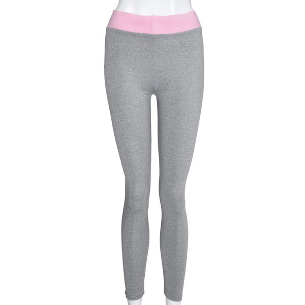 Leggings Fitness Sports Gym Running Yoga Athletic Pants Pantalones Mujer Cintura Alta Clasicos High Waist Shorts Cotton #40