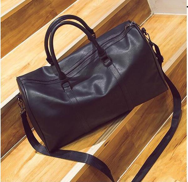 Las mujeres de gran capacidad de diseño viajan bolsas famosas de diseñador clásico venta caliente hombres de alta calidad de hombro bolsas de lona llevar en equipaje keepall