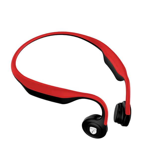 2019 Best wireless Bone Conduction Headsets sport earphones wired headphone , Bone Conduction Open Back Noise Cancelling Earphones
