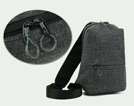 New fashion style men and women recreational chest shoulder bag purse men aslant backpack multi-function fashion bag
