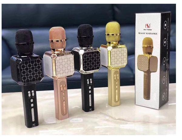 Micrófono inalámbrico Bluetooth Micrófono Pocket KTV