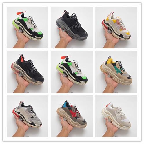 2019 нижнее белье высочайшего качества с дизайнерской обувью Lime Green COOL GREY Europe Коллекция SSENSE кроссовки36-45