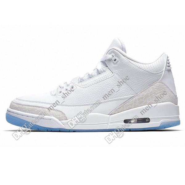 # 12 Pure White
