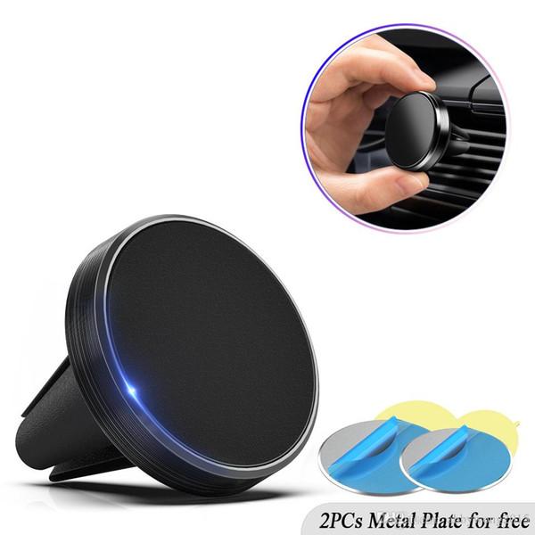 Support magnétique de support de téléphone portable de téléphone portable de téléphone portable de téléphone portable de support de téléphone de voiture magnétique de support de téléphone portable