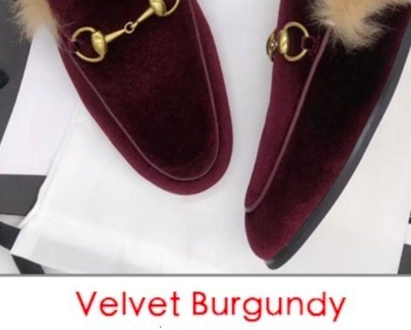 Velvet Burgunder