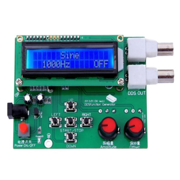 best selling DDS Function Signal Generator Module Board Sawtooth Triangle Wave