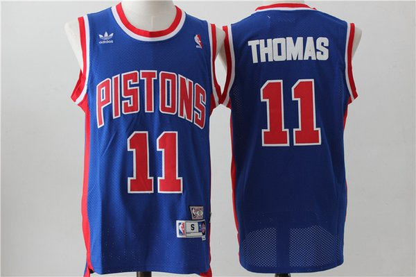 brand new 1d6b2 15e82 2019 Vintage Mens #33 Detroit Grant Hill Pistons 1996 Classic Gold  Basketball Jersey Cheap Dennis Rodman Isiah Thomas Stitched Shirts S XXL  From ...
