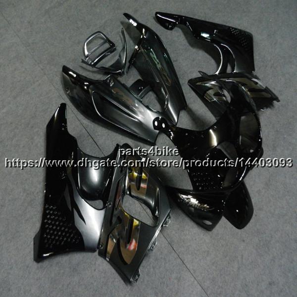 23 colores + Casco de carenado blackmotorcycle personalizado para Honda CBR900RR 1989 1990 1991 1992 1993 CBR893RR ABS kit de plástico