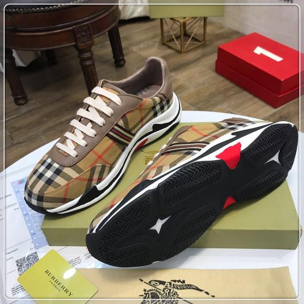 2019 yüksek kalite erkekler doğal kauçuk yumuşak alt spor ayakkabı, erkek açık seyahat orijinal kutusu ambalaj ile kaykay ayakkabı hızlı teslimat