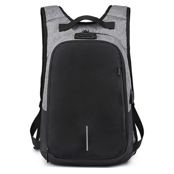 Laptop Backpacks for Travel Men'S 14 Inch Backpacks Teenagers Girls Stylish Nylon Business Bag Women Large Backpack