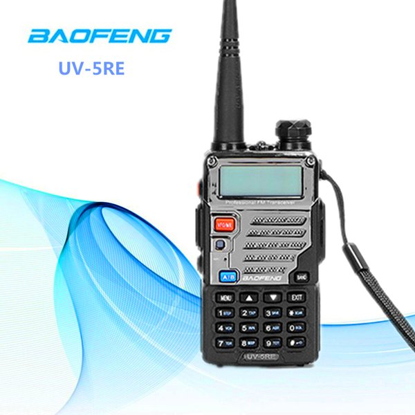 BaoFeng UV-5RE Walkie Talkie VHF UHF136-174Mhz&400-520Mhz Dual Band 10 km Two Way Radio UV-5R Series Portable Radio Transceiver