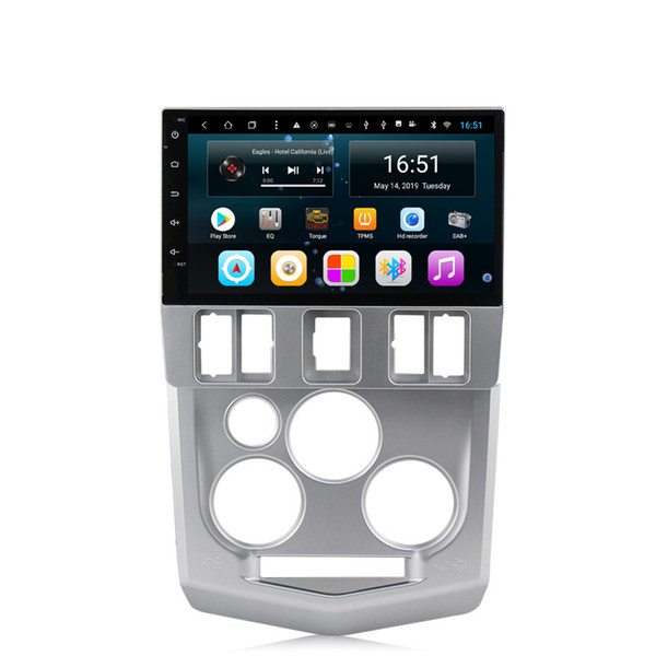 Android 9 polegadas 8-core para Renault L90 sandero duster logan Car Multimedia Player Rádio WIFI Bluetooth Navegação GPS Wifi Cabeça Unidade