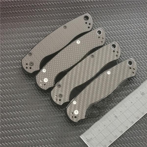 Паук C81 углеродного волокна военизированной 2 Назад Замок нож Складной нож CPM-S30V Открытый кемпинга C81 C10 C122 BM940 BM42 BM943 G707 MT Cutter