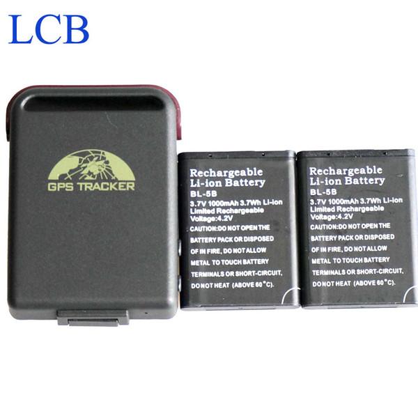 Accessoires Trackers GSM / GPRS Moto MOTO DE Voiture Traker Pour Personnes Âgées Rastreador Marque COBAN traqueur TK102B GPS Suivi De ...