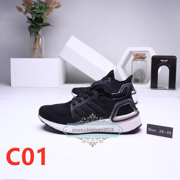 C01 черный белый