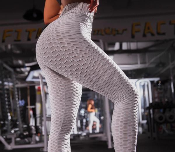 best selling Womens Running Women Striped Full Length Women's Yoga Clothing Exercise Fitness Leggings Active Skinny Slim Sport Women Clothes
