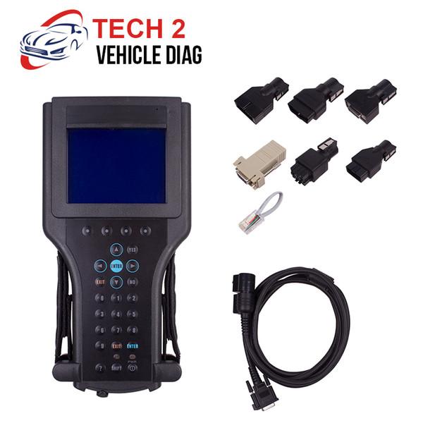 GM Tech2 G-M için Teşhis Aracı / SAAB / OPEL / SUZUKI / ISUZU / Holden Tech2 Tarayıcı Araç Teşhis Tarayıcı Tech2 Tarama Aracı