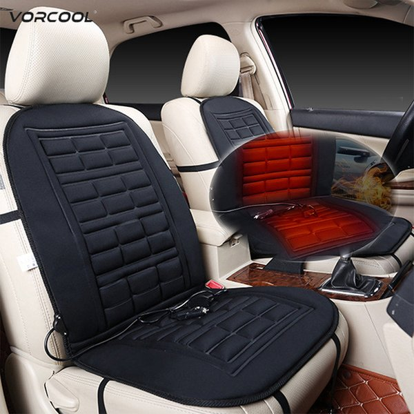 1 Heated Car Seat Cover Temperature Control Heating Seat Pad Cushion Cover Warmer Seat Covers For Car Suv Uk 2019 From Jerry03 Gbp 12 67 Dhgate