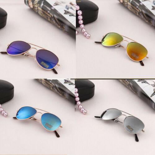 Toddler Sunglasses Kids Goggles Boys Unisex Protezione per bambini Occhiali Outdoor