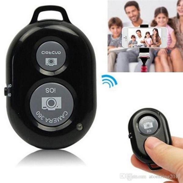 Télécommande sans fil Bluetooth déclencheur à distance caméra déclencheur pour iPhone 5 6 pour Samsung Smart android téléphone photographie