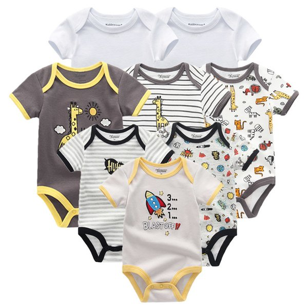 Baby boy rompers21