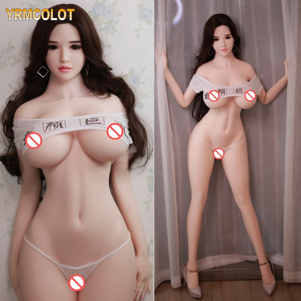 YRMCOLOT 140cm Real Life Sex Doll Realistic Vagina Toys Japanese Anime Lifelike Silicone Sex Dolls Big Breast Love Dolls for Men