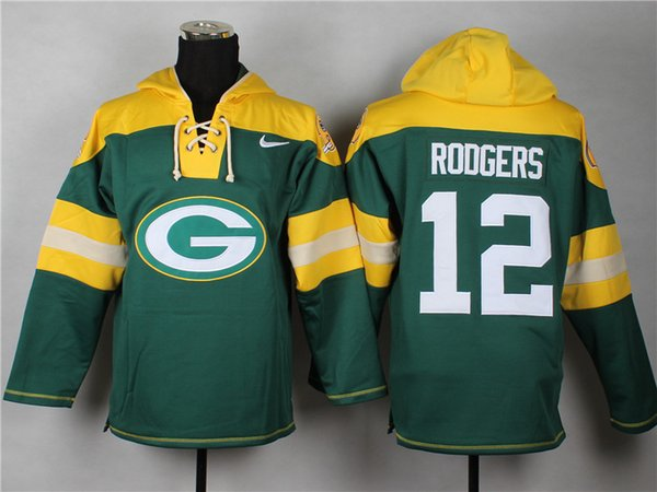 check out ce897 b74f4 Green Bay Sweatshirt Packers Crucial Catch Performance Pullover Football  Hoodie 80 Jimmy Graham 12 Aaron Rodgers 52 Clay Matthews Tuxedos Prom  Tuxedos ...