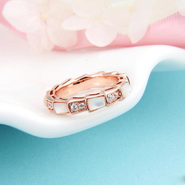 925 Sterling Silber Ringe Engagement Hochzeit Ringe Sets Designer Schmuck Frauen Diamant Liebe Ring Iced Out Luxus Pandora Style Charms Mädchen