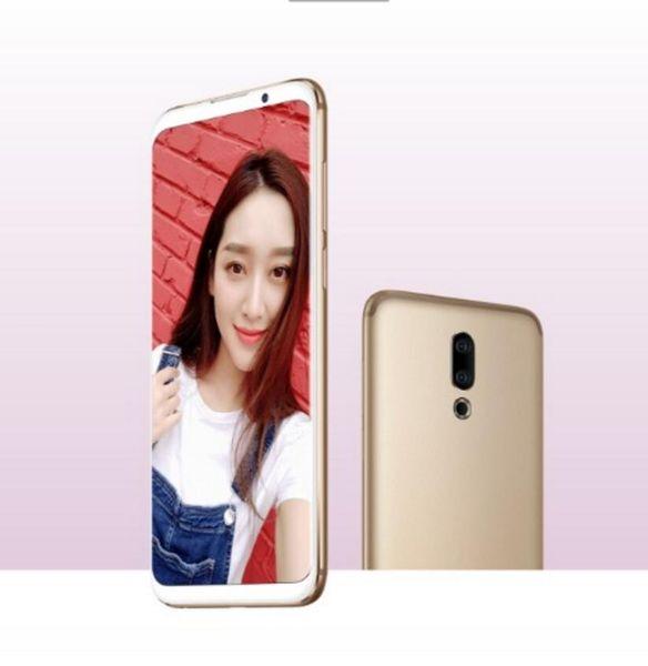 Orijinal Meizu 16X4G LTE 6 GB RAM 64 GB ROM Cep Telefonu Snapdragon 710 Octa Çekirdek 6.0