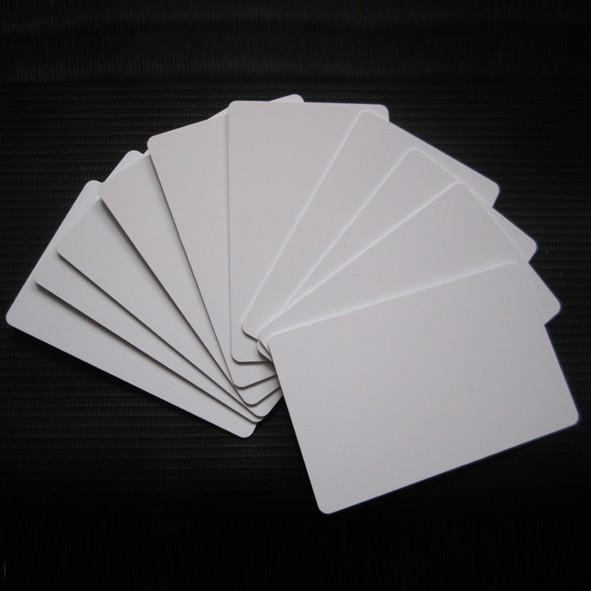 100Pcs Glossy Inkjet Printable PVC White Card Best Price For Epson R280 R290 R330 R390 A50 P50 L800 L801 Canon IP4600 4700