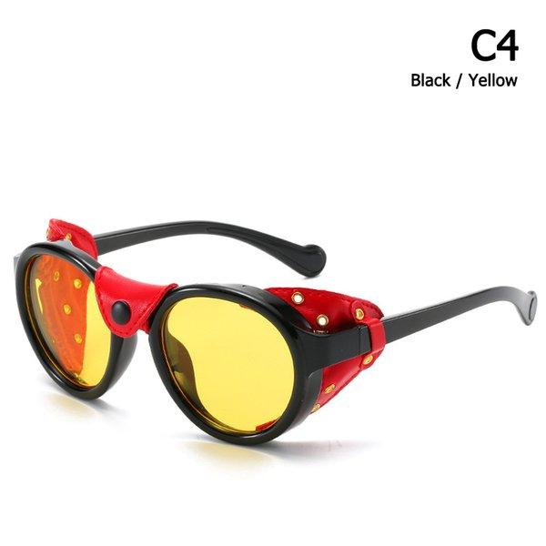 C4 Negro Amarillo