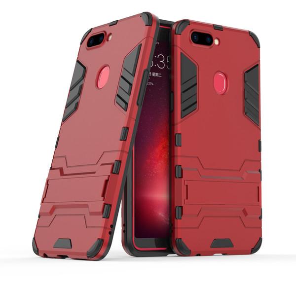 OPPOr11 mobile shell R11plus mobile shell R11 staffa R11sPLus tre protezione di difesa.