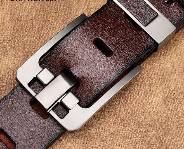 2019 hommes de ceinture en cuir hommes ceintures de boucle mâle à broches authentiques bracelet en cuir pour les hommes ceinture ceinture homme Cummerbund