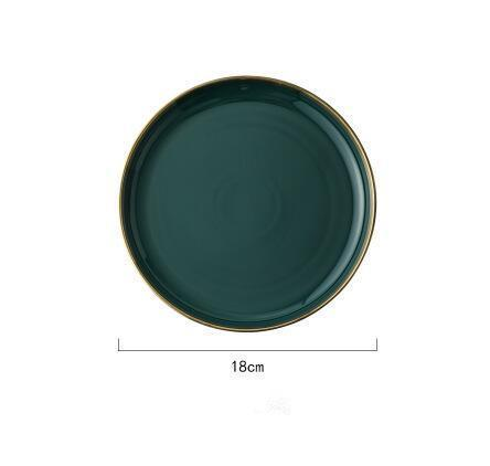 7 inch plate