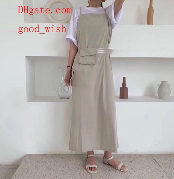 Vestidos de verano moda mujer estilo Simple de alta calidad vestidos sueltos falda casual ocio tops vestidos de mujer ropa de mujer