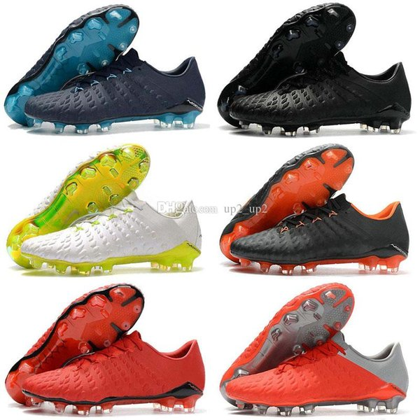soccer cleats Hypervenom Phantom 3 III FG low top neymar boots cheap soccer shoes for men authentic football boots mens Outdoor Shoes