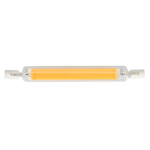 2019 led R7S luz 78mm 118mm bombilla led J78 10W J118 15W R7S COB lámpara Cálido / Naturaleza / Luz blanca fría reemplazar lámpara halógena